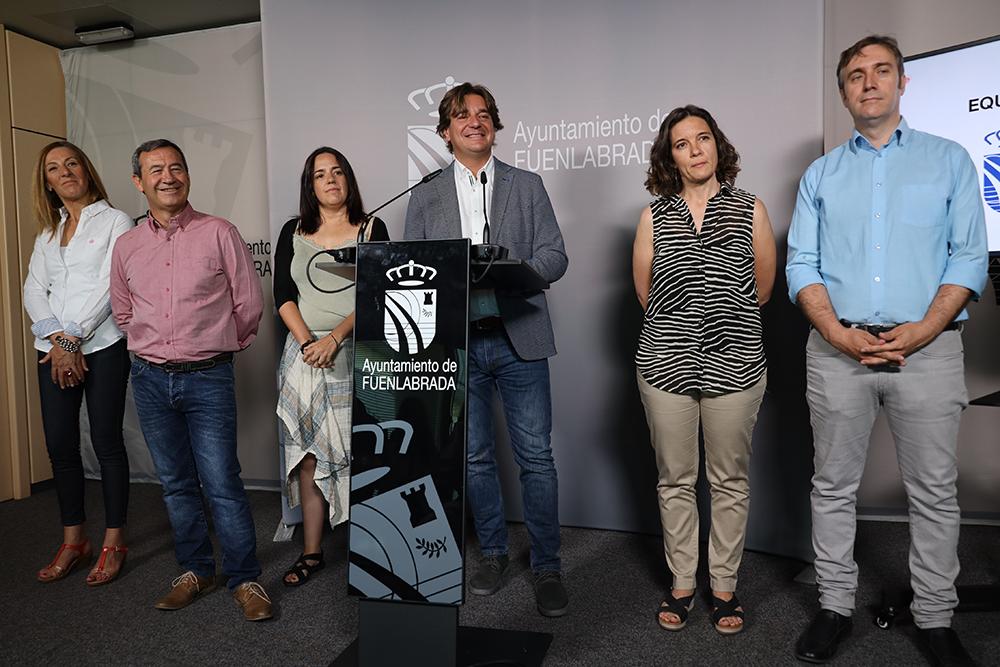Comunicado del Comité Local de la Agrupación Socialista de Fuenlabrada en apoyo a la labor del gobierno de la ciudad frente a la COVID-19
